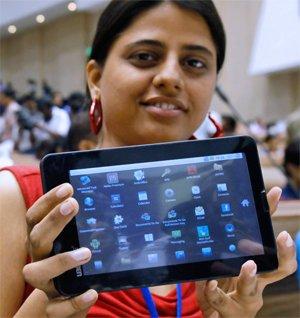 La tablette android aux 1 milliard de personnes