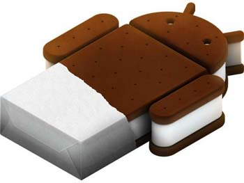 Android 4.0 : Ice Cream Sandwich commence